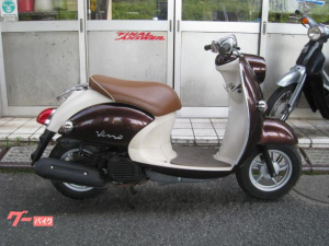 ヤマハ/ビーノ ノーマル SA37J ブラウン