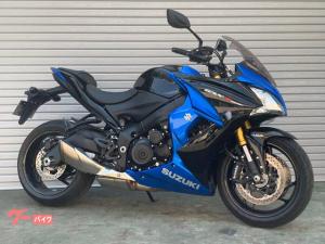 スズキ/GSX-S1000F ABS
