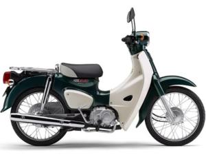 ホンダ/スーパーカブ50 最新モデル