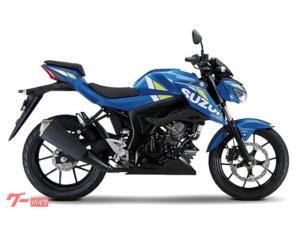 スズキ/GSX-S125 ABS 最新モデル