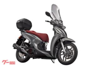 KYMCO/ターセリーS125 最新モデル