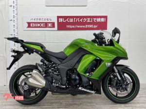 カワサキ/Ninja 1000 キャリア装備