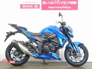 スズキ/GSX-S750 リアキャリア