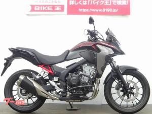 ホンダ/400X スマホホルダー