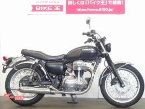 カワサキ/W400リアキャリア
