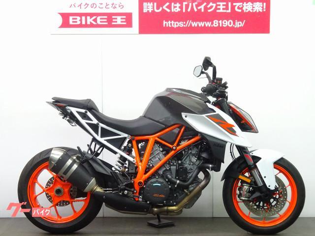 KTM 1290スーパーデュークRの画像(埼玉県