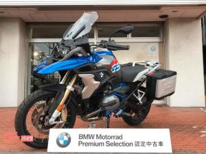BMW/R1200GSラリーローダウン仕様 BMW認定中古車プレミアムセレクション