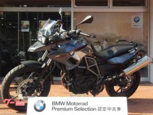 BMW/F700GSローダウン仕様 BMW認定中古車プレミアムセレクション