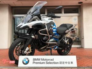 BMW/R1200GSアドベンチャープレミアムラインBMW認定中古車