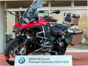 BMW/R1200GSアドベンチャープレミアムスタンダード BMW認定中古車プレミアムセレクション