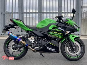 カワサキ/Ninja 400 KRT ABS・ETC装備車