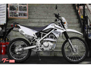 カワサキ/KLX125 2010年モデル
