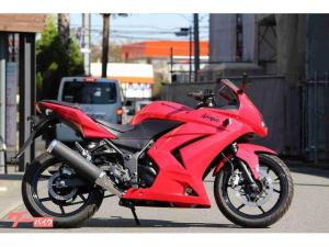 カワサキ/Ninja 250R 2012モデル
