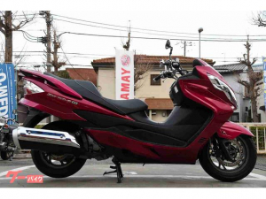 スズキ/スカイウェイブ250 SS 2008年モデル
