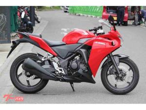 ホンダ/CBR250R 2013年モデル
