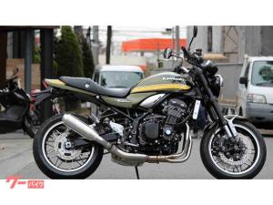 カワサキ/Z900RS モリワキ MONSTER Slip-on装着
