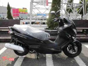 スズキ/バーグマン200 ABS2021年モデル