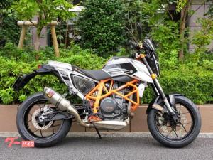 KTM/690デュークR