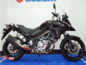 スズキ/V-ストローム650 2018年式 ブラックカラー