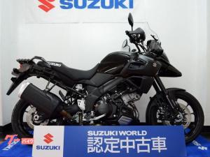 スズキ/V-ストローム1000 スズキワールド認定中古車