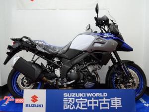 スズキ/V-ストローム1000XT スズキワールド認定中古車