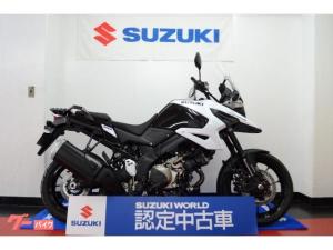 スズキ/V-ストローム1050 スズキワールド認定中古車