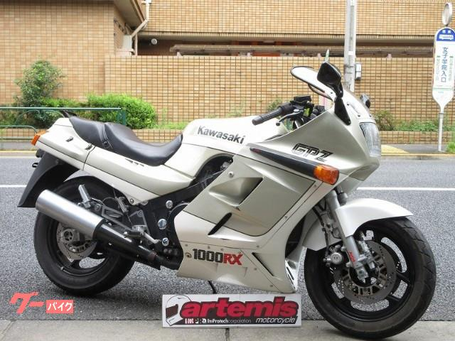 カワサキ GPZ1000RXの画像(東京都