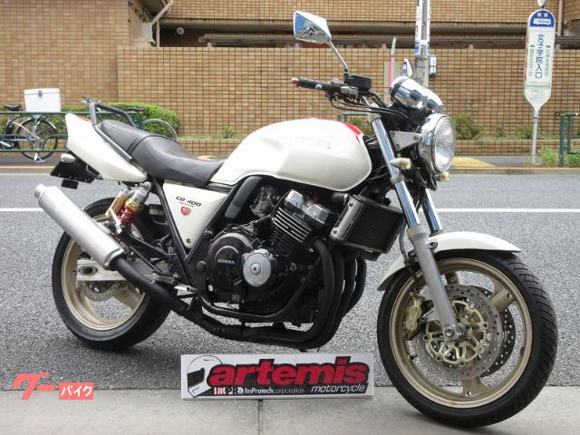 ホンダ CB400Super FourバージョンS ANVの画像(東京都