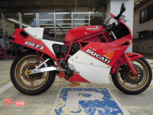 DUCATI/400F3