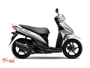 スズキ/アドレス110 2021年モデル・コンビブレーキ