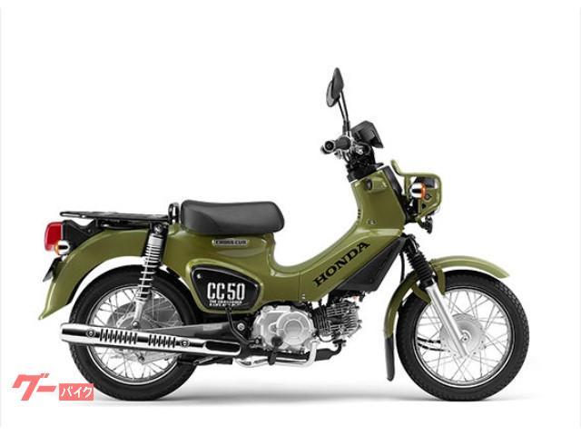 ホンダ クロスカブ50 現行モデルの画像(千葉県