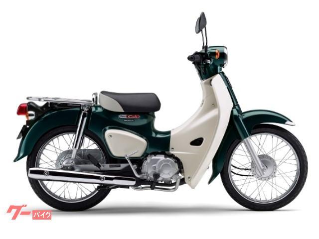 ホンダ スーパーカブ110 2020年モデルの画像(千葉県