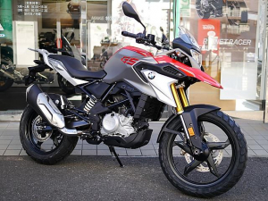 BMW/G310GS・ETC2.0車載器付