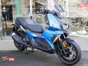 BMW/C400X・TFT液晶メーター・ETC2.0車載器付