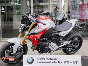 BMW/F900R・ホッケンハイムシルバー・スタンダード・ETC2.0・クルーズコントロール・リモコンキー仕様・BMW認定中古車保証2年付