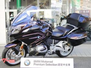 BMW/R1250RT・Option719スターダストメタリック・純正トップケース付