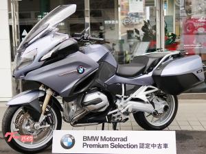 BMW/R1200RT 水冷 1オーナー 純正ハイシート 純正シリンダヘッドプロテクター 盗難警報アラーム ETC BMW認定中古車
