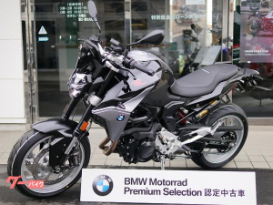 BMW/F900R・ブラックストームメタリック・プレミアムライン・ETC2.0・リモコンキー仕様・BMW認定中古車保証2年付