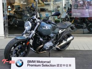 BMW/R nineT ピュア・シリンダーヘッドカバー・純正フロントシート・ETC2.0車載器