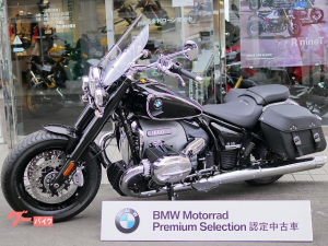 BMW/R18クラシック・ファーストエディション・クロームメッキパーツ仕様・ヒルスタートコントロール・電動バックギア・ウェルカムKIT付