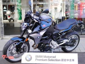 BMW/F900R・ブラックストームメタリック・スタンダード・ETC2.0・クルーズコントロール・リモコンキー・BMW認定中古車保証2年付