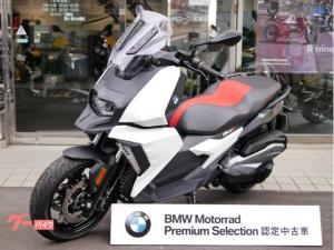 BMW/C400X・ハイライン・TFT液晶メーター・グリップ&シートヒーター付