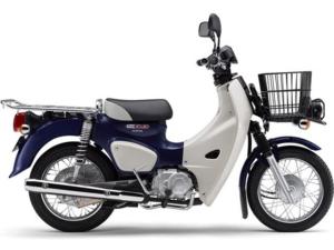 ホンダ/スーパーカブ50プロ 最新モデル