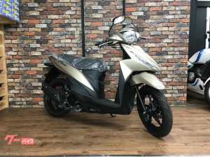 スズキ/アドレス110 最新モデル