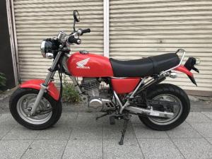 ホンダ/Ape100 ヨシムラボアアップシリンダー マフラー TMキャブ