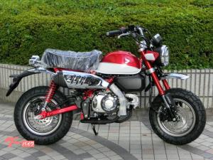 ホンダ/モンキー125 正規 新車