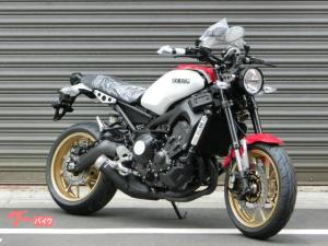 ヤマハ/XSR900 2020年モデル 白赤 新車