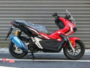 ホンダ/ADV150 ゲイエティレッド 日本仕様 新車