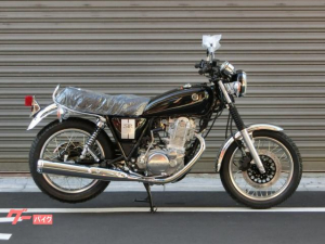 ヤマハ/SR400 現行モデル ブラック 新車