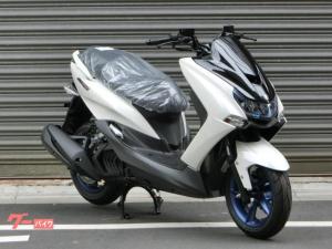 ヤマハ/マジェスティS 現行モデル 新車 ホワイト LEDヘッドライト